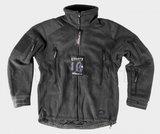 LIBERTY Fleece Jacket  zwart/black Heavy Duty_