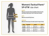 Women's Urban Tactical Pants BLACK Helikon-Tex_