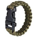 Wristband Tactical Web-Tex GROEN_