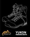 Yukon Trekking Boots Helikon-Tex_