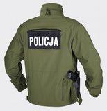 COUGAR® QSA™ + HID™ Jacket - Soft Shell Windblocker - OLIVE GREEN_