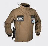 COUGAR® QSA™ + HID™ Jacket - Soft Shell Windblocker - COYOTE_