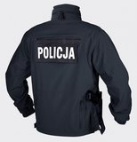 COUGAR® QSA™ + HID™ Jacket - Soft Shell Windblocker - POLICE BLUE_