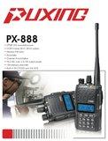 Puxing 888 portofoon_