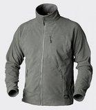 Alpha TACTICAL Grid Fleece Jacket BLACK   NEW!_