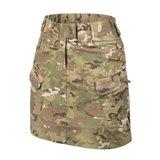 Women UTL Urban Tactical Skirt Jeans / Denim_