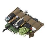 WAIST BAG model BANDICOOT Helikon-tex  Adaptive Green with Coyote (reverse)_