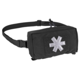 MODULAR INDIVIDUAL MED KIT® Pouch Helikon-Tex Red with ADAPTIVE GREEN_
