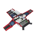 MODULAR INDIVIDUAL MED KIT® Pouch Helikon-Tex Red with PENCOTT GREENZONE_