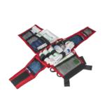MODULAR INDIVIDUAL MED KIT® Pouch Helikon-Tex Red with KRYPTEK HIGHLANDER_