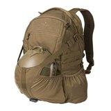RAIDER Backpack 20 liter in BLACK / zwart_