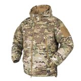 Level 7 Winter Jacket in Alpha Green_