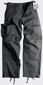 BDU Helikon-Tex broek zwart/black Security