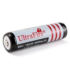 Batterij / accu  3,7 Volt oplaadbaar >3600 MAh voor zaklamp