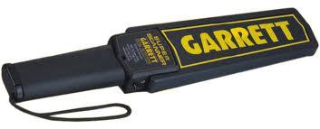 Metaaldetector GARRETT Handheld Security