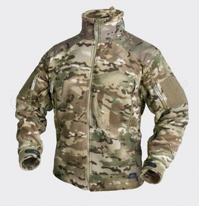 LIBERTY Fleece Jacket Heavy Duty Camogrom