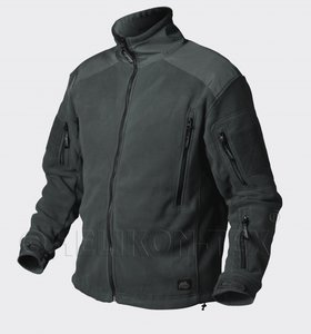LIBERTY Fleece Jacket  jungle green Heavy Duty