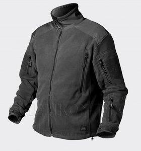 LIBERTY Fleece Jacket  zwart/black Heavy Duty