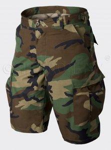 Helikon BDU Battle Dress Uniform shorts US Woodland