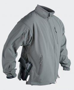 JACKAL Soft Shell Jacket OLIVE DRAB (grijs/groen)