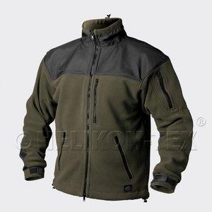 Classic Army Fleece Helikon-Tex olive/black (medium weight)
