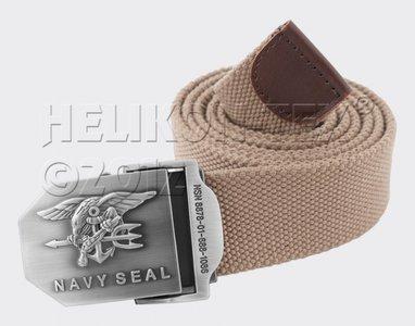 UNITED STATES NAVY SEALS belt/riem KHAKI