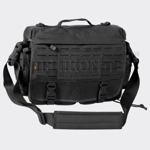 Messenger Bag Diract Action.BLACK / zwart / noir