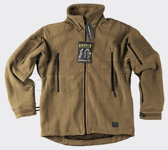 LIBERTY Fleece Jacket  Heavy Duty Coyote