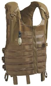 Camelbak Delta 5 OPS Vest + Hydration Pack