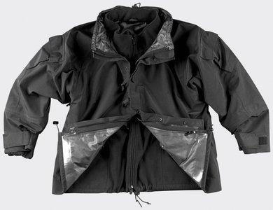 ECWCS Waterproof Parka Gen II Black + Fleece Liner! black only