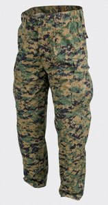 USMC Marines Pants DIG. WOODLAND camo
