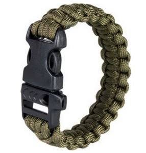 Wristband Tactical H-TAC ZWART