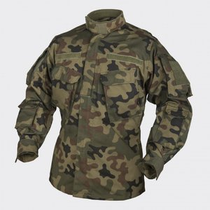CPU SHIRT Combat Patrol Uniform Shirt PL WOODLAND