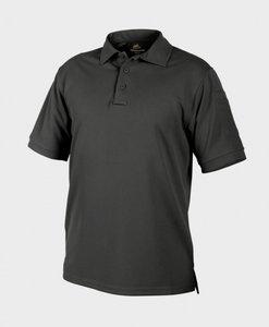 Urban Tactical Polo Shirt Top Cool BLACK