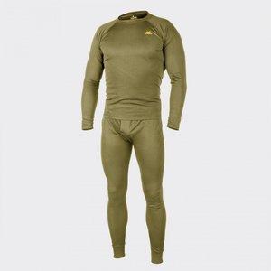 Men's Underwear level 1 lang ondergoed OLIJF GROEN
