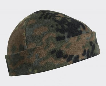 Muts fleece Helikon-Tex WATCHCAP Flecktarn Camo
