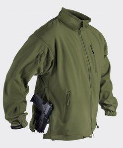 JACKAL Soft Shell Jacket OLIVE GREEN