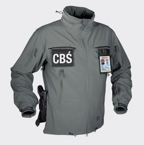 COUGAR® QSA™ + HID™ Jacket - Soft Shell Windblocker - FOLIAGE GREEN
