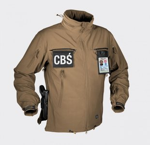 COUGAR® QSA™ + HID™ Jacket - Soft Shell Windblocker - COYOTE