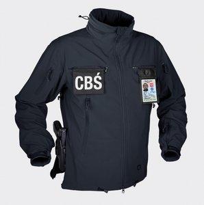 COUGAR® QSA™ + HID™ Jacket - Soft Shell Windblocker - POLICE BLUE