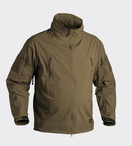 TROOPER Soft Shell Helikon-Tex MUD BROWN