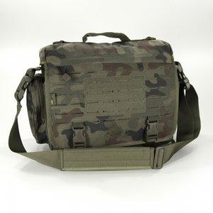 Messenger Bag Helikon-Tex PL WOODLAND