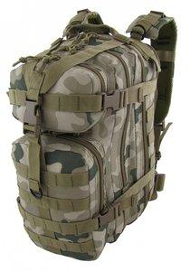 Assault Backpack 25 liter PL Desert van CAMO MG