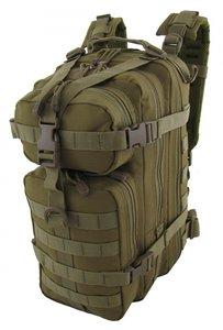 Assault Backpack 25 liter Coyote van CAMO MG