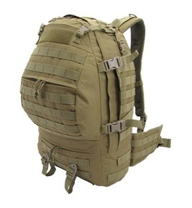 Backpack CAMO MG type CARGO OPS 32-45 liter COYOTE