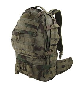 Backpack CAMO MG type CARGO OPS 32-45 liter A-TACS FG