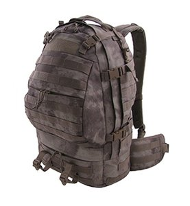 Backpack CAMO MG type CARGO OPS 32-45 liter A-TACS AU