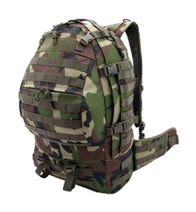 Backpack CAMO MG type CARGO OPS 32-45 liter US WOODLAND