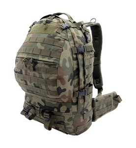 Backpack CAMO MG type CARGO OPS 32-45 liter PANTERA