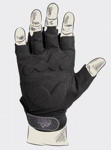 Half Finger Gloves /  Handschoenen halve vingers Helikon-Tex zwart